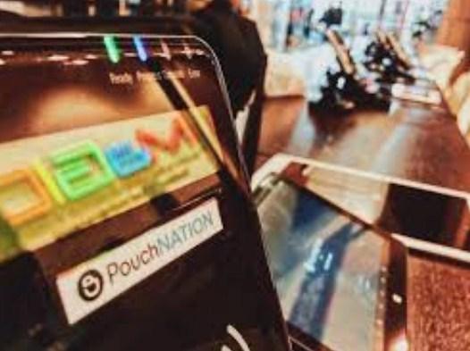 event rfid payment Pouchnation