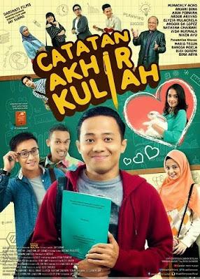 Poster Film Catatan Akhir Sekolah