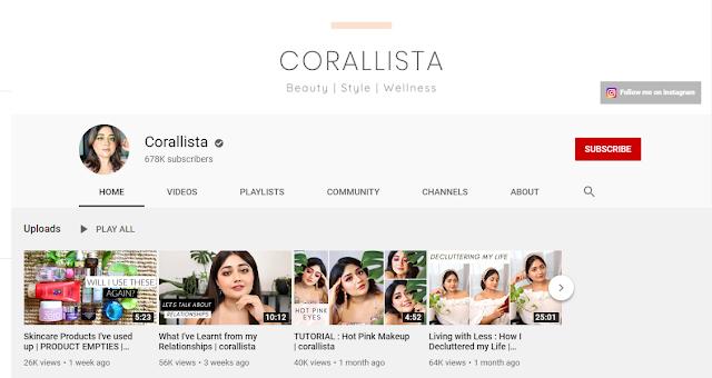 corallista biography