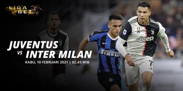 PREDIKSI PARLAY JUVENTUS VS INTER MILAN