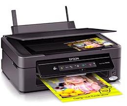 Resetter Epson Stylus NX230 Printer