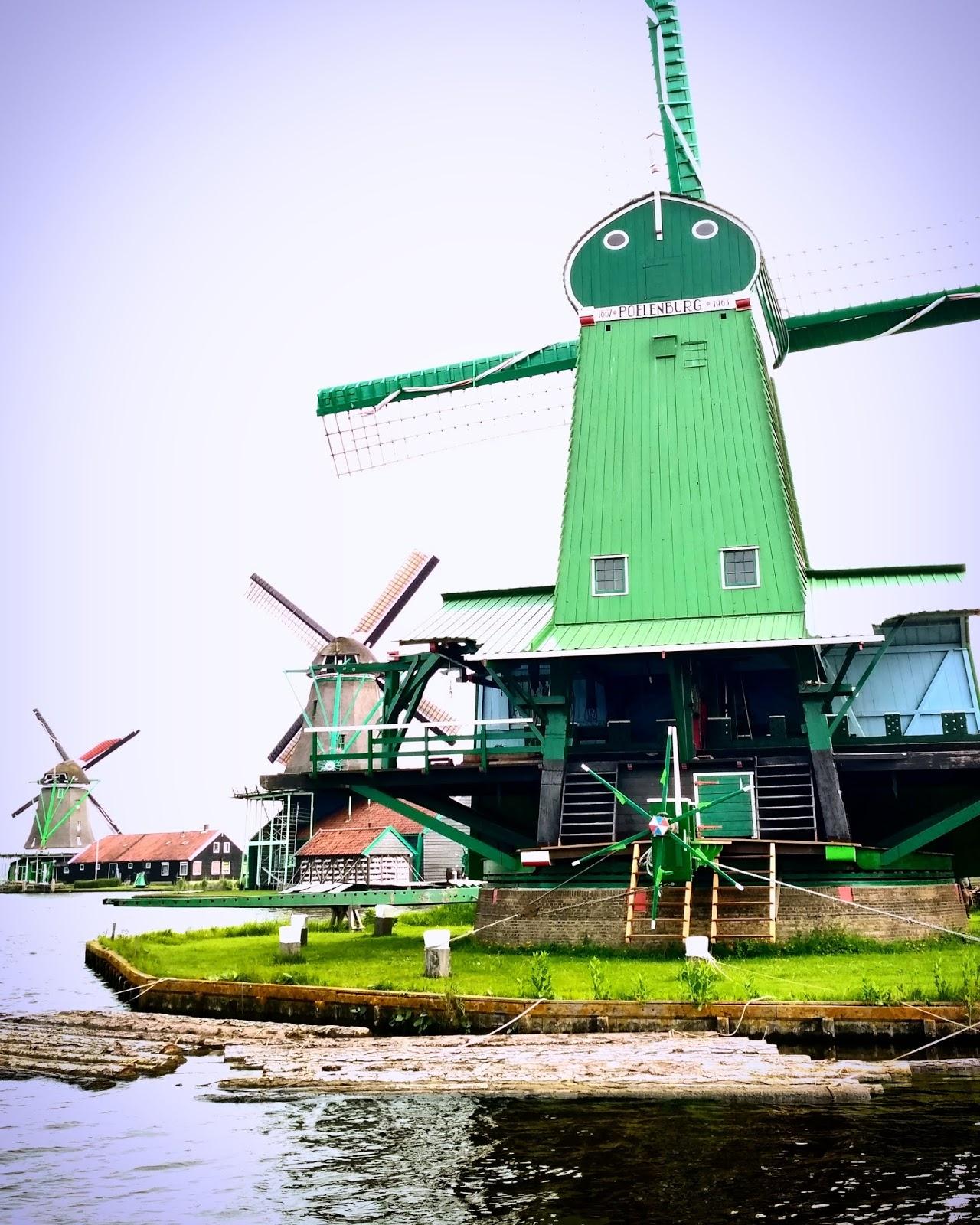 Mengapa Belanda Disebut Negara Kincir Angin : mengapa, belanda, disebut, negara, kincir, angin, Diary, Putri, Hatice