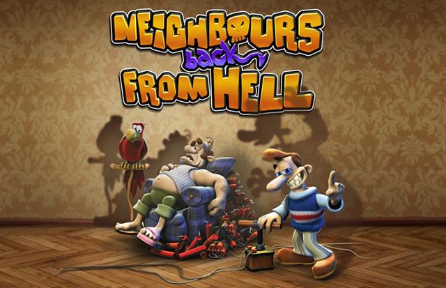 Neighbours back From Hell | Sua chance de infernizar seu vizinho em HD!