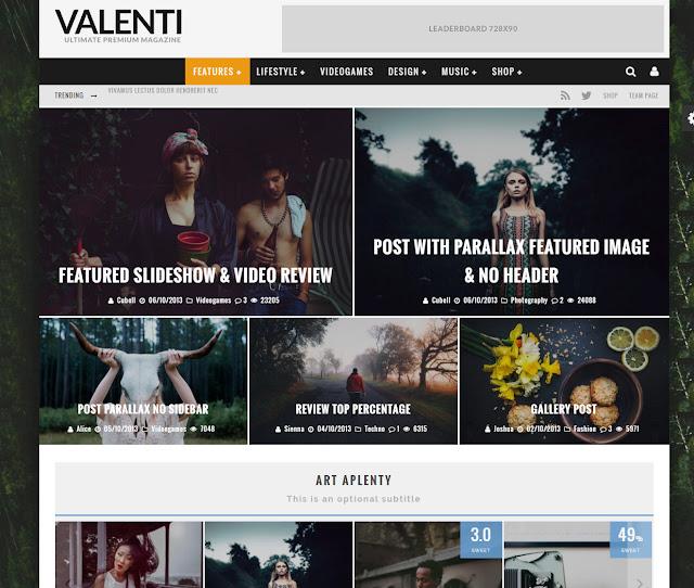 Valenti News