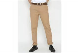 Trend Celana Chinos pria