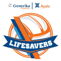 Generika-Ayala Lifesavers psl logo