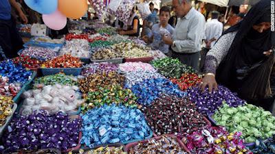 Festival Gula, Turki