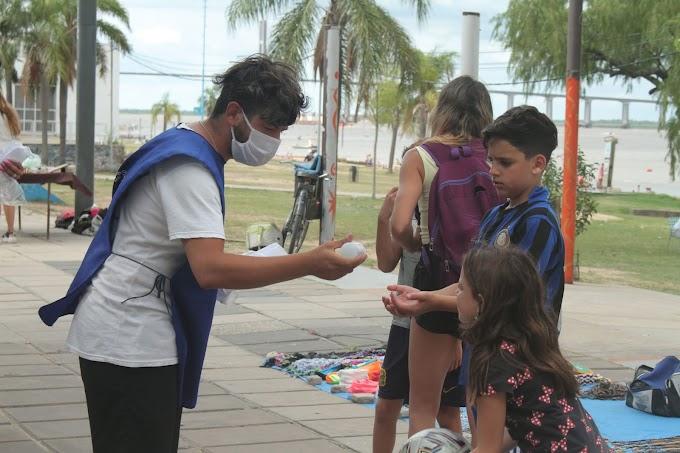 Santa Fe inicia un intenso operativo de prevención en salud: Aborda Verano