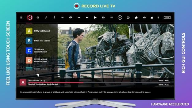 تطبيق GSE SMART IPTV