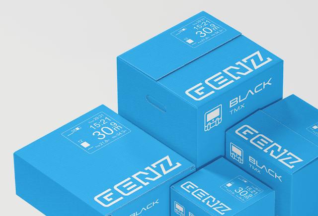 Redkroft - Graphic Design Portfolio - Genz