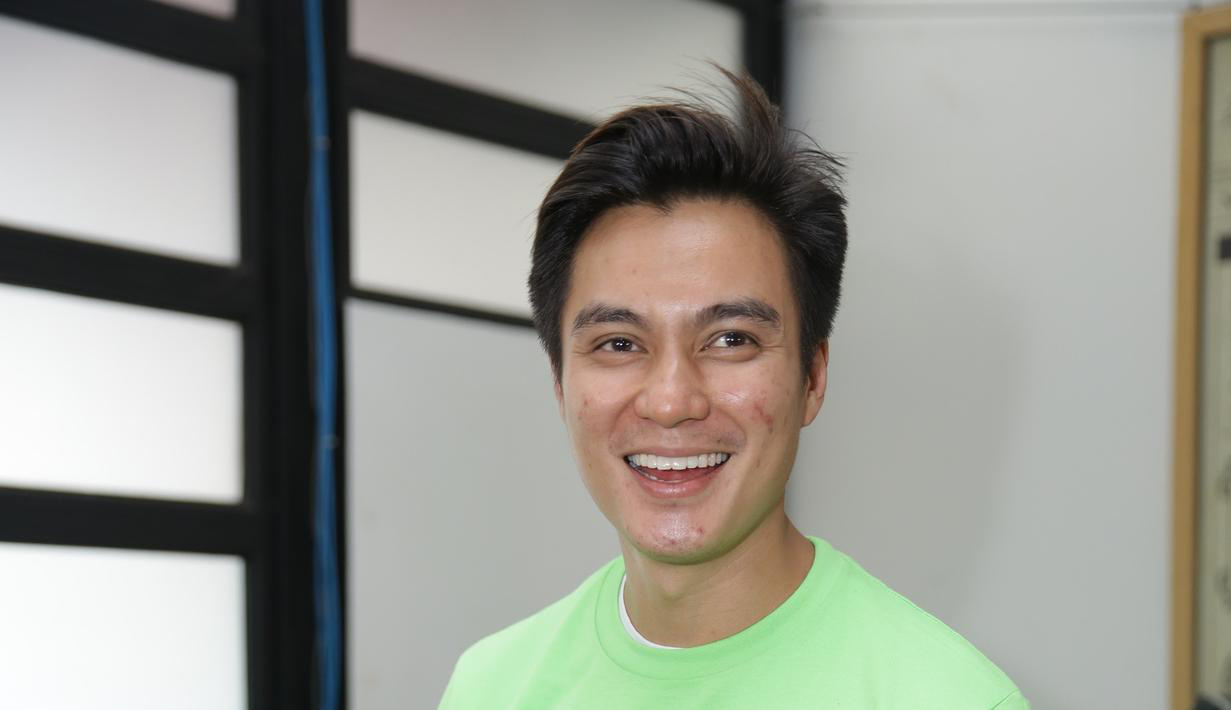 Aktor Tampan Baim Wong Mantan Playboy kelas kakap