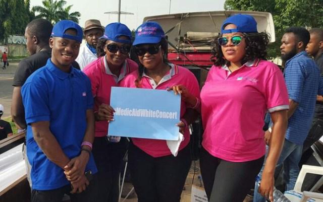 nollywood breast cancer awareness walk