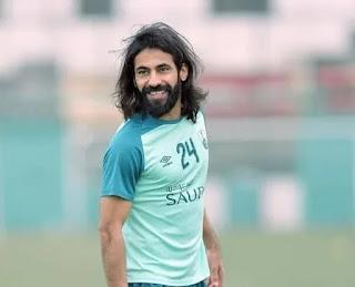 اعتزال حسين عبد الغني عن عالم الرياضية