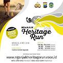 Nganjuk Heritage Run • 2018