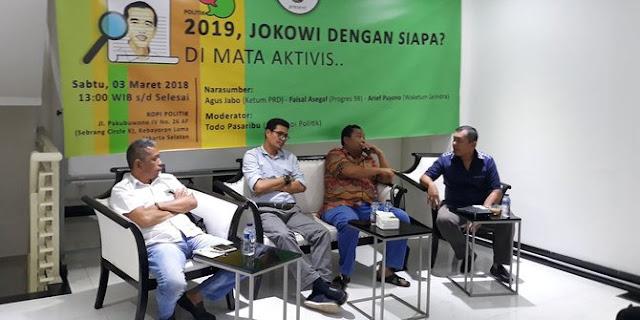 Waketum Gerindra: Saya Yakin Jokowi Cuma Satu Periode