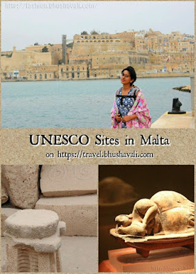 UNESCO World Heritage Sites in Malta Pinterest