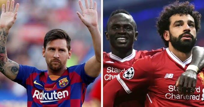 Samuel Eto'o blames Africans for letting Saido Mane lose Ballon D'or to Lionel Messi