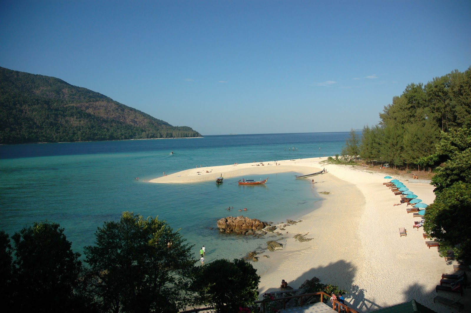 Koh Lipe Sunrise Beach