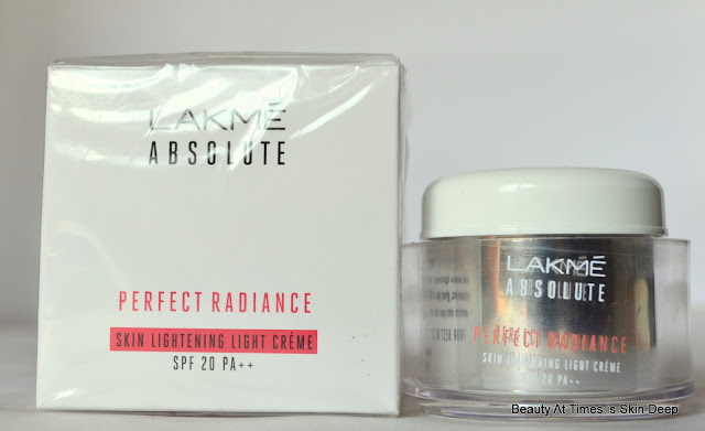 Lakme Perfect Radiance Day Cream SPF 20 PA ++