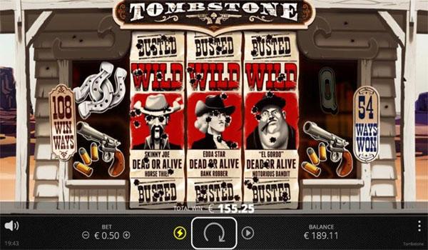 Main Gratis Slot Indonesia - Tombstone Nolimit City
