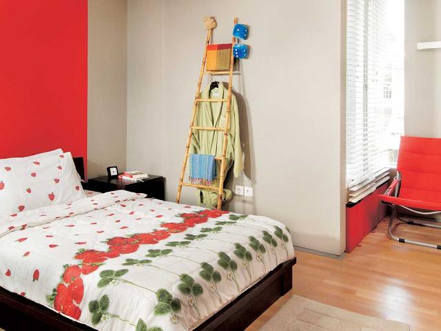 kamar minimalis modern