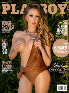 Playboy Australia – Mayo 2019