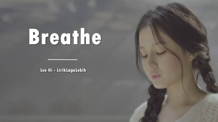 Breathe - Lee Hi