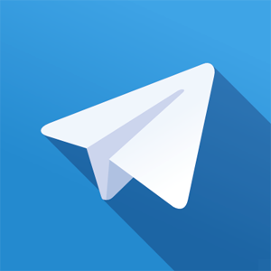 telegram flat icon png