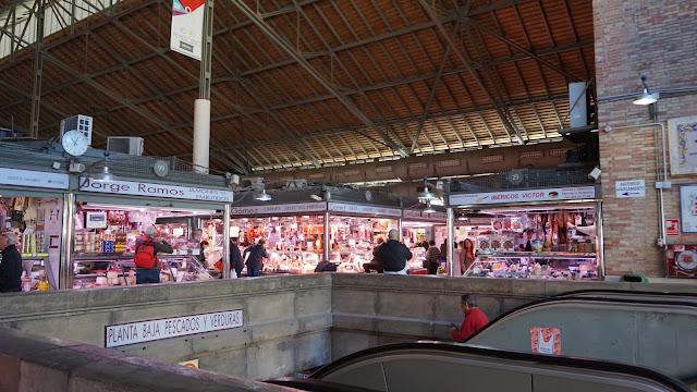 Mercado Central de Alicante