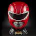Capacete do Ranger Vermelho da linha Lightning Collection é revelado
