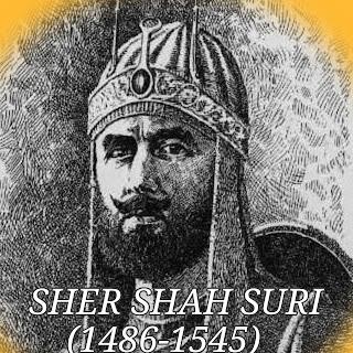 Sher Shah Suri Real Photo