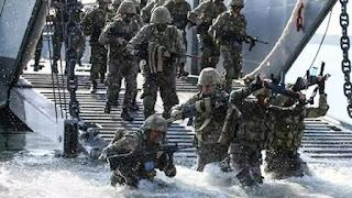 مشاة البحرية التركية..تاريخ مشرف وتدريب لا يتوقف(فيديو)