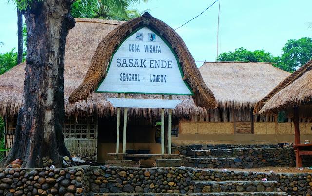 Desa Wisata Sasak Ende