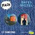 Kit de Bottons - Bates Motel