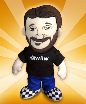 Lil' Wil Wheaton Plushie from HijiNKS ENSUE