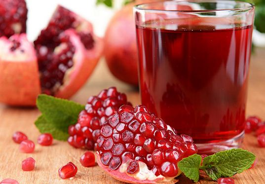 Is Pomegranate Juice Good For You