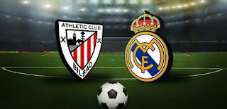 موعد مباراة ريال مدريد واتلتيك بلباو القادمة والقناة الناقلة للمباراة و معلق المباراة رسميا