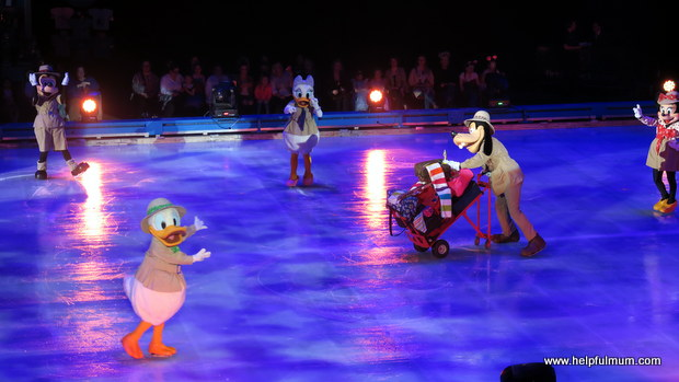 Disney on Ice celebration tour
