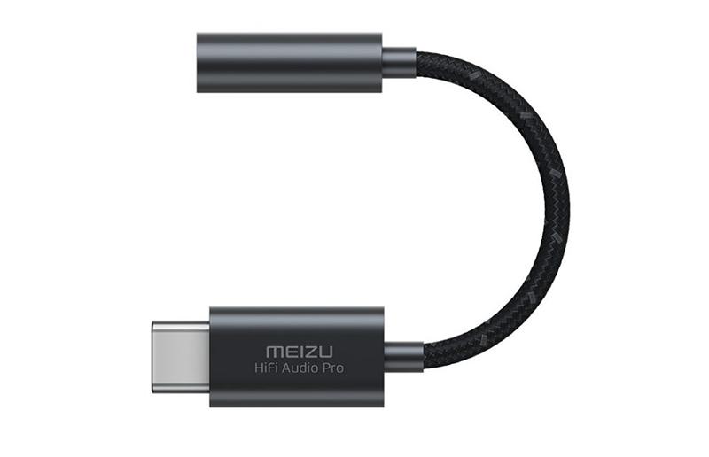 HiFi USB-C dongle of Meizu