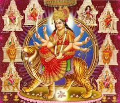 navratri images wallpapers 2019