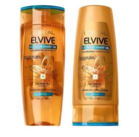 2 for $2.40, Walgreens Pickup: 12.6-oz L'Oreal Paris Elvive Shampoo & Conditioner