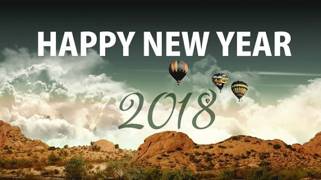 Happy New Year 2018 Images Free Download – New Year HD Wallpapers, 3D Images
