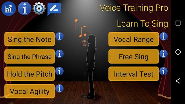 Voice Training Pro vChromatic circle Paid APK
