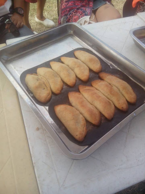 Pan de coco at Enrique Villanueva Siquijor