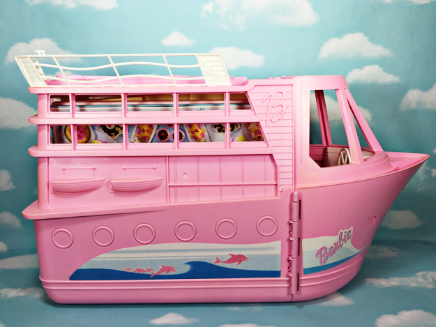 Hey It39s Muff Barbie Cruise Ship