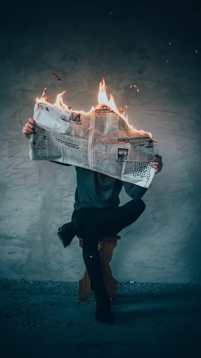 मीडिया द्वारा बदलता समाज।