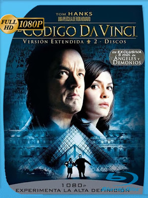 El Código Da Vinci – Versión Extendida (2006) [1080p] Latino [GoogleDrive] [MasterAnime]