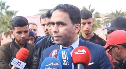 بالفيديو تصريح محامي أستاذ تارودانت بخصوص الحكم