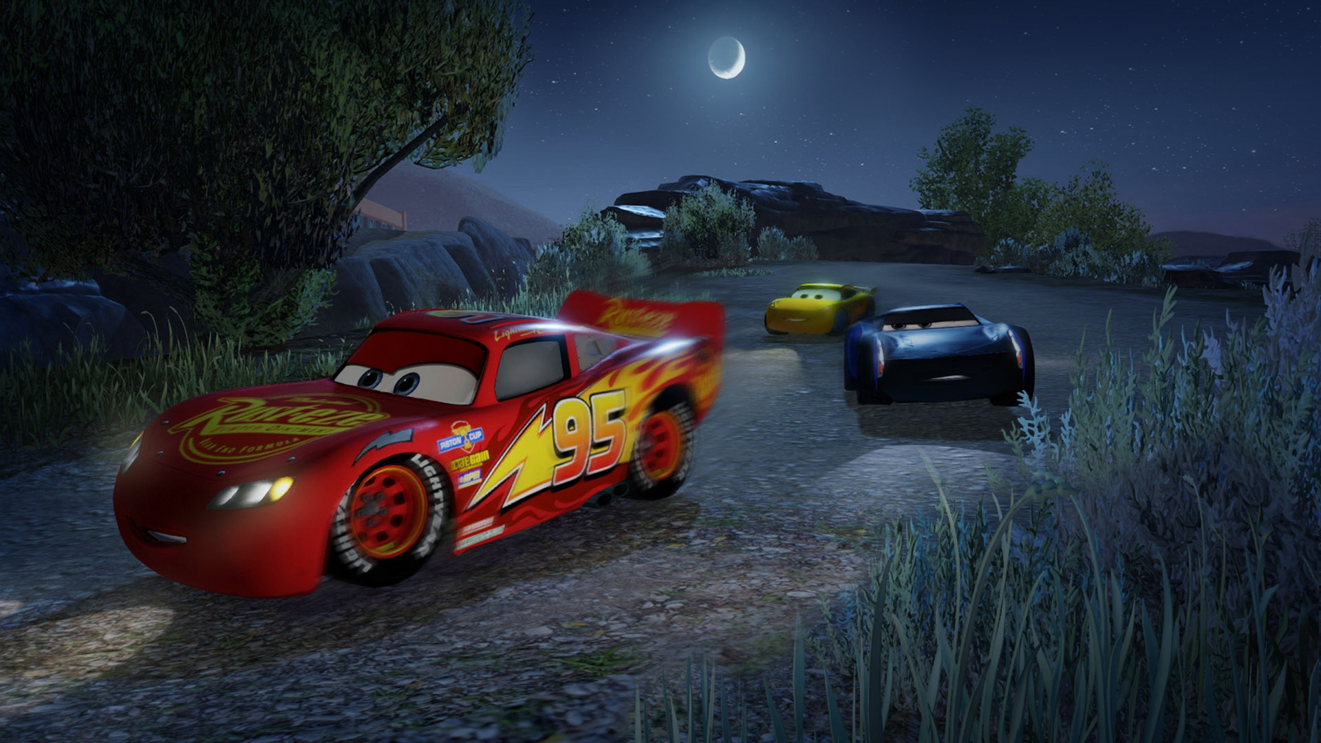 Win A Free Iphone 6 >> Save Cars 3: Driven to Win Wallpapers | Read games reviews, play online games & download games ...