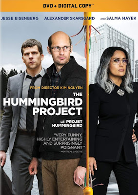 The Hummingbird Project [2018] [DVD] [R1] [NTSC] [Subtitulado]